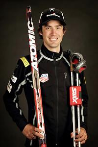 Johnny Spillane 2012-13 U.S. Nordic Combined Ski Team Photo: Sarah Brunson/U.S. Ski Team