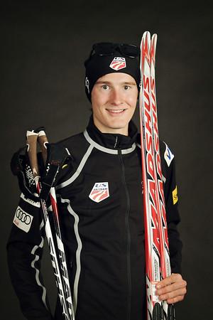 2012-13 Nordic Combined Headshots