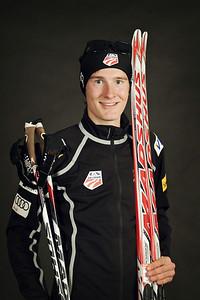 Adam Loomis 2012-13 U.S. Nordic Combined Ski Team Photo: Sarah Brunson/U.S. Ski Team