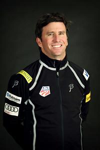 Coach Dave Jarrett 2012-13 U.S. Nordic Combined Ski Team Photo: Sarah Brunson/U.S. Ski Team