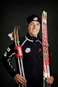 Michael Ward 2012-13 U.S. Nordic Combined Ski Team Photo: Sarah Brunson/U.S. Ski Team