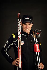 Taylor Fletcher 2012-13 U.S. Nordic Combined Ski Team Photo: Sarah Brunson/U.S. Ski Team