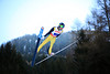 Taylor Fletcher<br /> Nordic Combined Team Sprint HS 134 Jump<br /> 2013 FIS Nordic World Ski Championships in Val di Fiemme, Italy<br /> Photo: Sarah Brunson/U.S. Ski Team