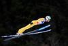 Billy Demong<br /> Individual Gundersen HS 134 Jump<br /> 2013 FIS Nordic World Ski Championships in Val di Fiemme, Italy<br /> Photo: Sarah Brunson/U.S. Ski Team