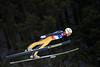 Bryan Fletcher<br /> Individual Gundersen HS 134 Jump<br /> 2013 FIS Nordic World Ski Championships in Val di Fiemme, Italy<br /> Photo: Sarah Brunson/U.S. Ski Team