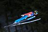 Taylor Fletcher<br /> Individual Gundersen HS 134 Jump<br /> 2013 FIS Nordic World Ski Championships in Val di Fiemme, Italy<br /> Photo: Sarah Brunson/U.S. Ski Team