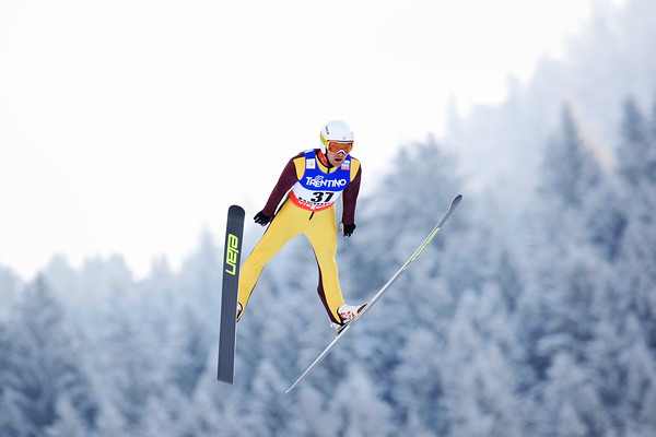 Jumping Nordic Combined