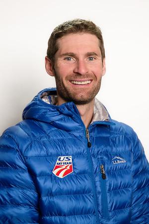 2016-17 U.S. Nordic Combined Ski Team headshots