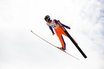 Will Rhoads 2016 L.L. Bean U.S. Nordic Combined Championships at the Utah Olympic Park, Park City, UT Ski Jumping: HS-134 Photo: U.S. Ski Team