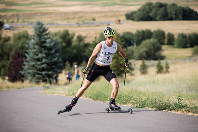 Ben Berend 2016 L.L. Bean U.S. Nordic Combined Championships at Soldier Hollow, Midway, UT Rollerski 10K Photo: U.S. Ski Team
