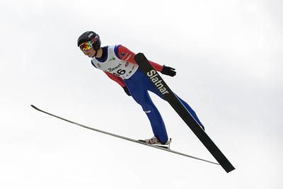 Casey Larson 2016 L.L. Bean U.S. Nordic Combined Championships at the Utah Olympic Park, Park City, UT Ski Jumping: HS-134 Photo: U.S. Ski Team