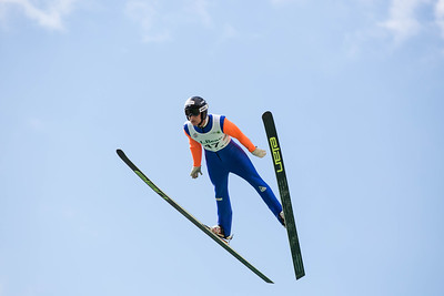 Mike Glasder 2016 L.L. Bean U.S. Nordic Combined Championships at the Utah Olympic Park, Park City, UT Ski Jumping: HS-134 Photo: U.S. Ski Team