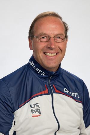 2017-18 U.S. Nordic Combined Team headshots