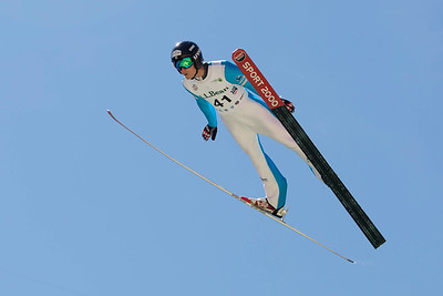 2017 U.S. Ski Jumping Championships HS 134 meter at UOP