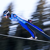 Michael Glasder<br /> Ski Jumping<br /> 2018 U.S. Oympic Team Trials at the UOP<br /> Editorial use only // Photo © Steven Earl Photography