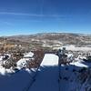 Ski Jumping<br /> 2018 U.S. Oympic Team Trials at the UOP<br /> Photo: U.S. Ski & Snowboard