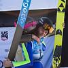 Sarah Hendrickson and Nita Englund<br /> Ski Jumping<br /> 2018 U.S. Oympic Team Trials at the UOP<br /> Photo: U.S. Ski & Snowboard