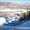 Sarah Hendrickson<br /> Ski Jumping<br /> 2018 U.S. Oympic Team Trials at the UOP<br /> Editorial use only // Photo © Steven Earl Photography