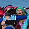 Sarah Hendrickson<br /> ]Ski Jumping<br /> 2018 U.S. Oympic Team Trials at the UOP<br /> Photo: U.S. Ski & Snowboard