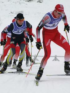 Davis Miller (32), World Cup B Nordic Combined, Soldier Hollow, UT