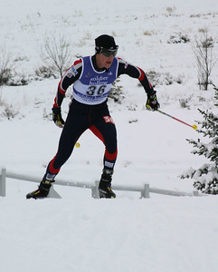 Willy Graves, World Cup B Nordic Combined, Soldier Hollow, UT