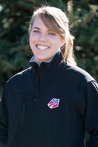 Hughes, Abby Nordic Combined Team U.S. Ski Team Photo © Scott Sine Editorial use only