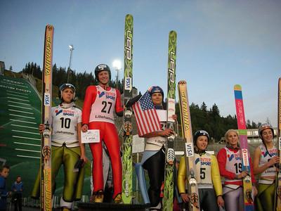 2008 Women's Ski Jumping - Lillehammer, Norway