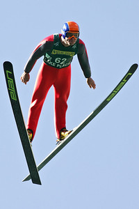 Brett Camerota U.S. Ski Jumping Championships - Oct. 11, 2008 - Lake Placid, NY Photo © Kris Dobie Images in this gallery may be used only for editorial use with advance approval by USSA.