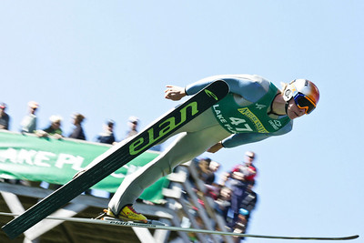 Skyler Keate  U.S. Ski Jumping Championships - Oct. 11, 2008 - Lake Placid, NY Photo © Kris Dobie Images in this gallery may be used only for editorial use with advance approval by USSA.