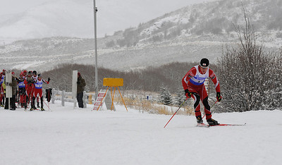 2008 FIS Nordic Combined Continental Cup - Soldier Hollow