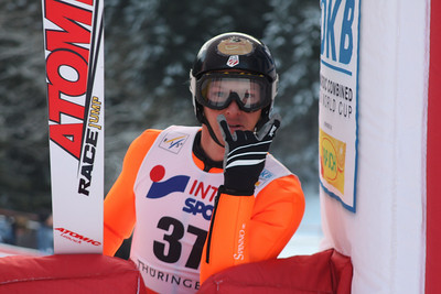 Todd Lodwick 2009 DKB FIS World Cup Nordic Combined Oberhof, Germany - Dec. 28, 2008 Photo © Egon Theiner/FIS