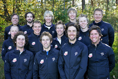 Nordic Combined Team 2008-09 U.S. Ski Team Photo © Kris Dobie Editorial use only