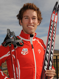 Eric Camerota U.S. Nordic Combined Ski Team Photo © Scott Sine