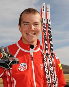 Billy Demong U.S. Nordic Combined Ski Team Photo © Scott Sine