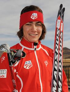 Nick Henderson U.S. Nordic Combined Ski Team Photo © Scott Sine