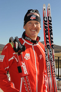 Todd Lodwick U.S. Nordic Combined Ski Team Photo © Scott Sine