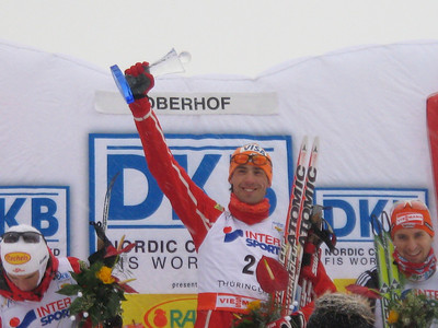 2010 FIS Nordic Combined World Cup - Oberhof
