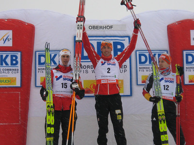 2010 FIS Nordic Combined World Cup - Val de'Femme