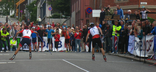 Lillehammer Nordic Combined Sprint