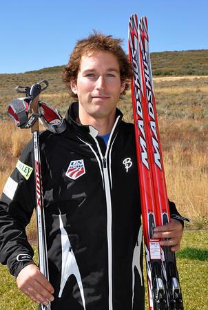 2010-11 Nordic Combined head shots