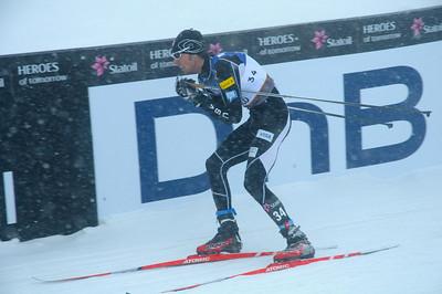 2011 Holenkollen FIS Nordic Combined World Championships - Oslo, Norway