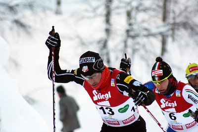 2010 FIS Nordic Combined World Cup - Ramsau