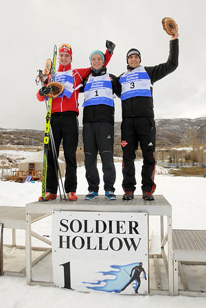 2010 Nordic Combined Continental Cup - Soldier Hollow