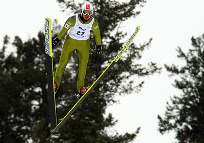 2010 Nordic Combined Continental Cup - Steamboat