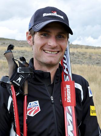 2011-12 Nordic Combined headshots