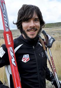 Brett Denny 2011-12 Nordic Combined U.S. Ski Team Photo: Katie Perhai/U.S. Ski Team