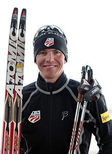Billy Demong 2011-12 Nordic Combined U.S. Ski Team Photo: Sarah Brunson/U.S. Ski Team