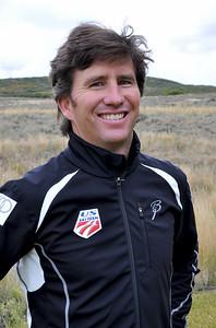 Dave Jarrett, head coach 2011-12 Nordic Combined U.S. Ski Team Photo: Katie Perhai/U.S. Ski Team