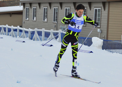 2011 FIS Continental Cup (Lake Placid reschedule) - Soldier Hollow