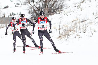 2011-12 Nordic Team  Billy Demong, Taylor Fletcher, Bryan Fletcher Photo: Sarah Brunson/U.S. Ski Team
